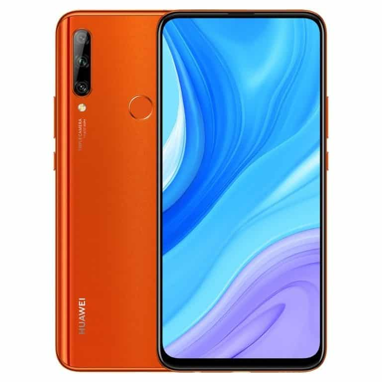 Huawei Enjoy 10 Plus: Price and renderings are already on the Internet! 1