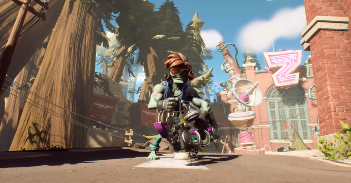 Electronic Arts officially launches Plant Vs Zombies: Battle for Neighborville 4