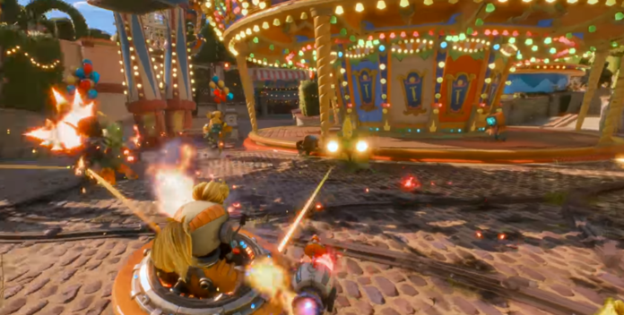 Electronic Arts officially launches Plant Vs Zombies: Battle for Neighborville 6