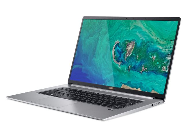 Acer also introduced its updated Swift models