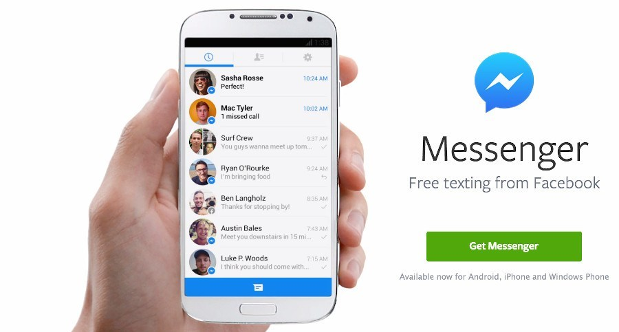 Is now Facebook the one that has been spying on Messenger voice calls