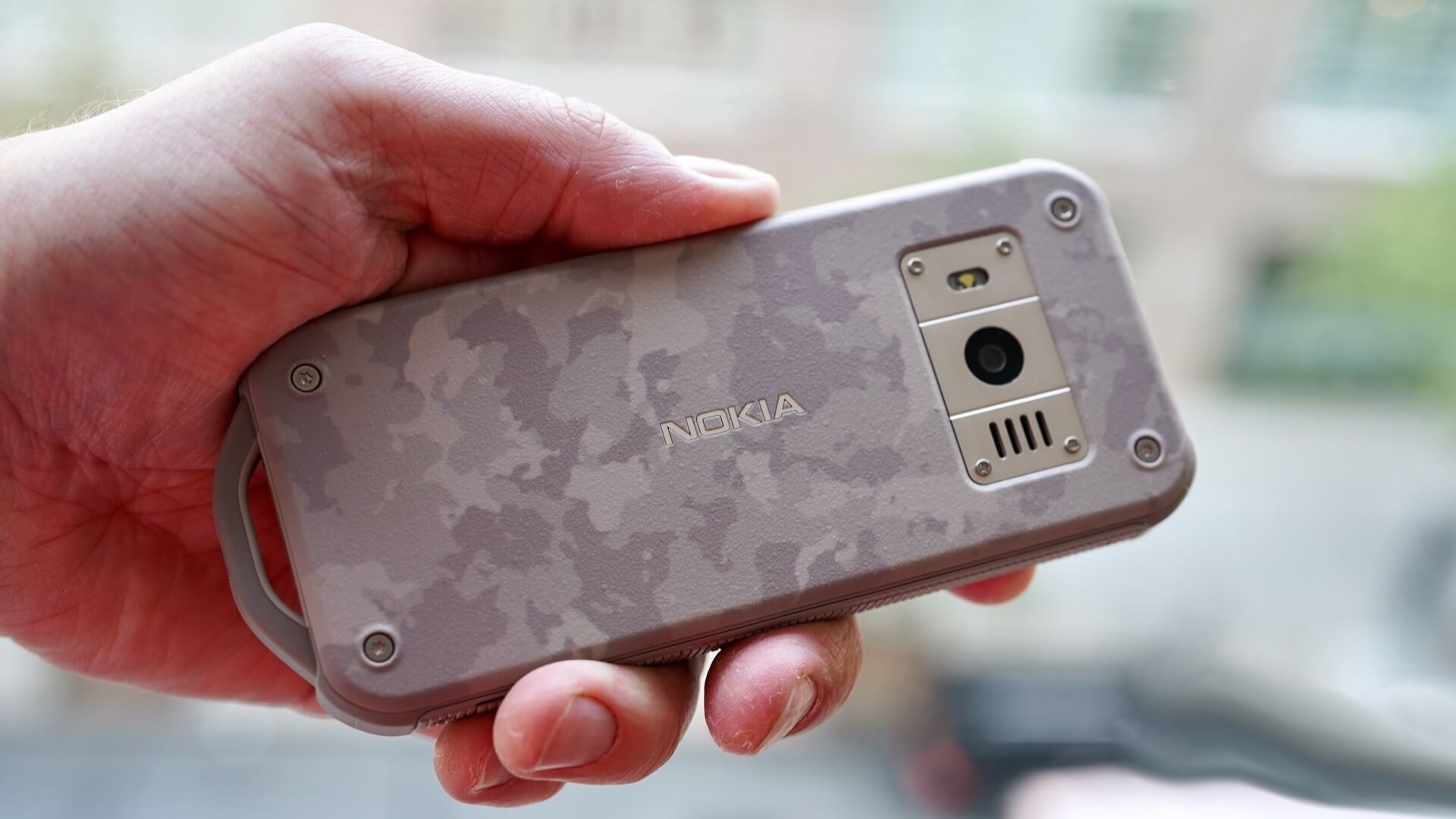 Nokia 800 Tough