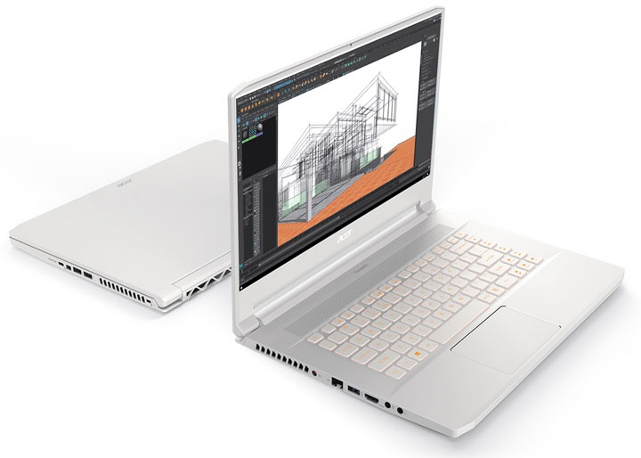 Acer Introduces ConceptD Pro Line of Notebook with Nvidia Quadro Graphics Chip 1