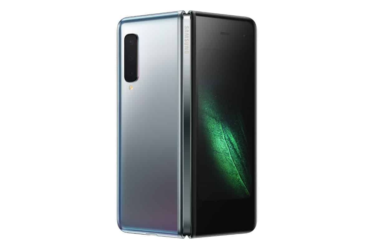 Samsung Galaxy Fold: repetition really makes perfect! 2