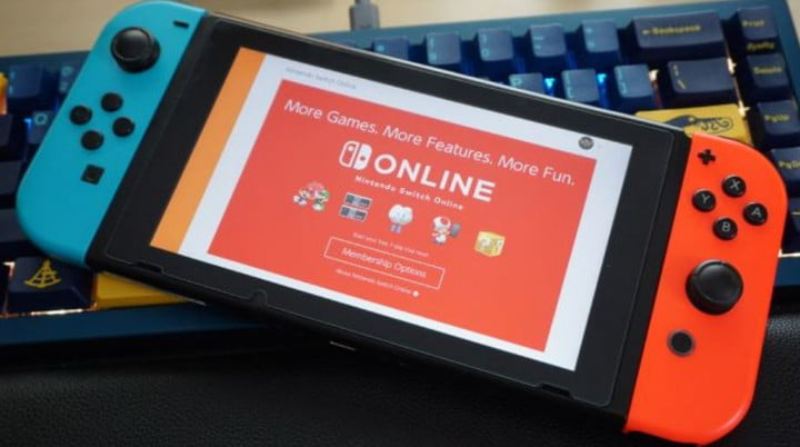 all about nintendo switch online