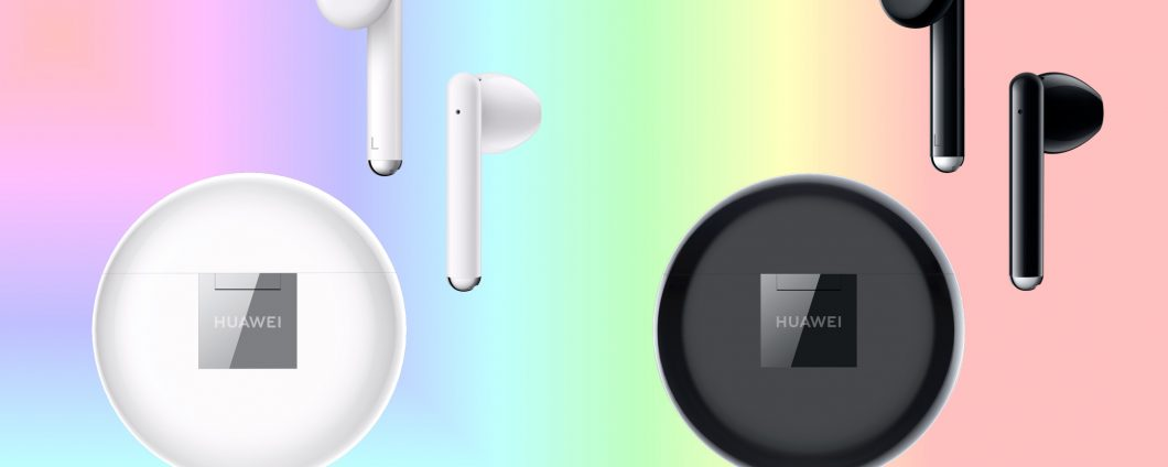 Free Buds 3: here are the new true wireless from Huawei