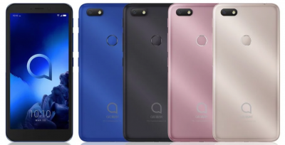 Alcatel announces 3X, 1V and Smart Tab 7 at IFA 2019 2