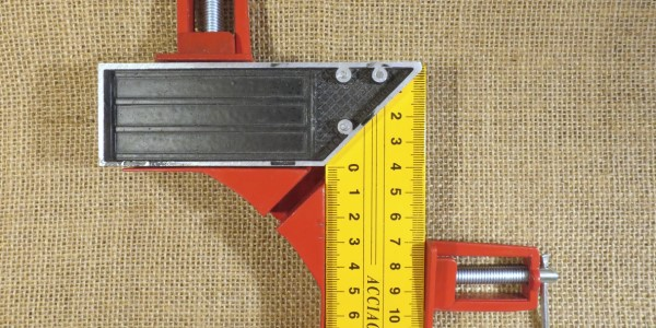 Angle clamp: a small, inexpensive, but very useful tool