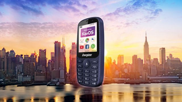 Energizer Introduces New Affordable Phones