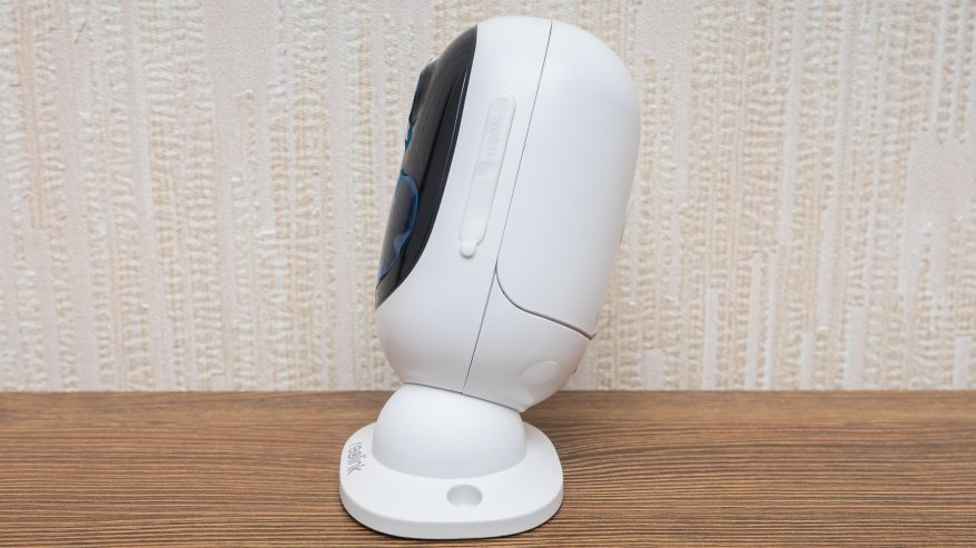 Reolink Argus 2: a standalone IP camera with a battery and the ability to charge from the solar panel 65