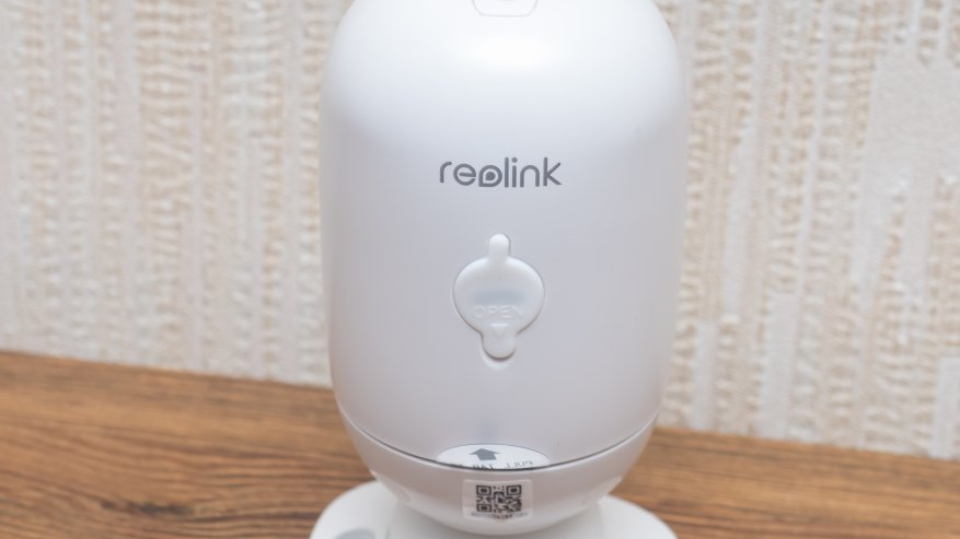 Reolink Argus 2: a standalone IP camera with a battery and the ability to charge from the solar panel 68