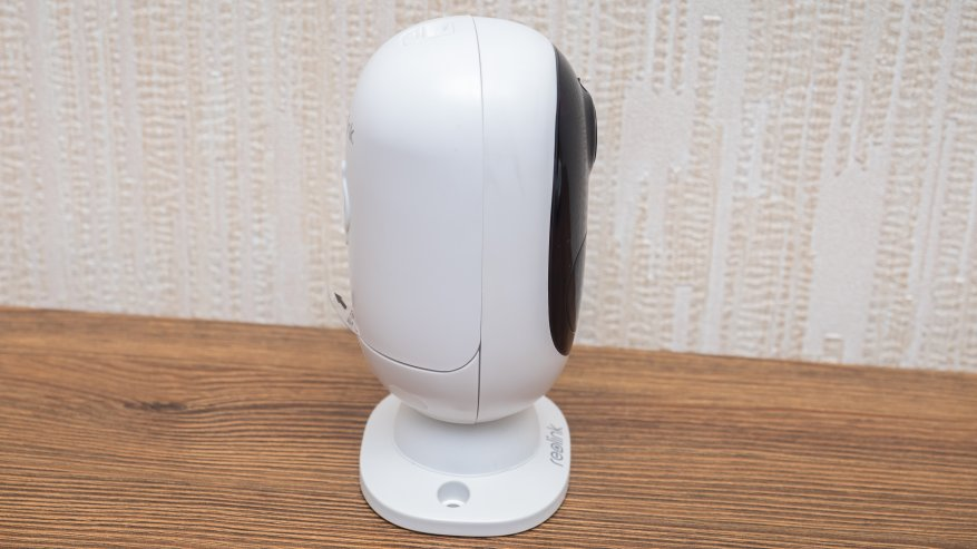 Reolink Argus 2: a standalone IP camera with a battery and the ability to charge from the solar panel 71