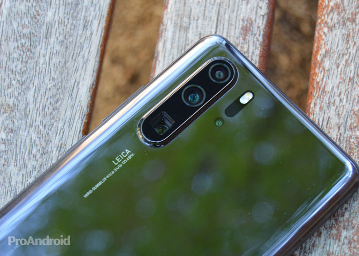 This is the catalog of Huawei after the arrival of the Mate 30 4