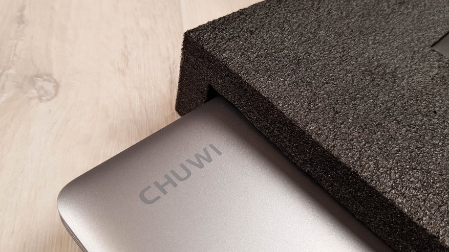 Chuwi HeroBook review: affordable laptop with high autonomy 4