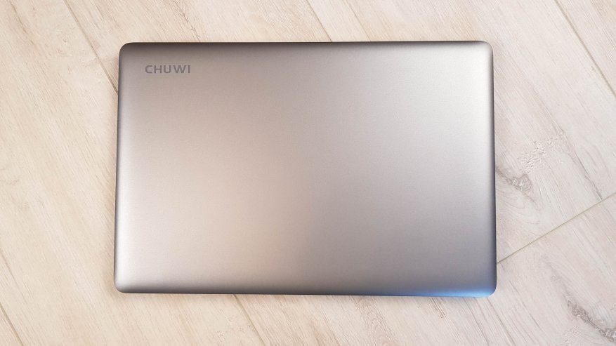 Chuwi HeroBook review: affordable laptop with high autonomy 7
