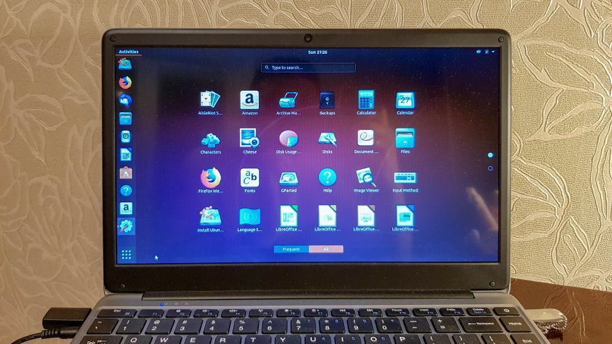 Chuwi HeroBook review: affordable laptop with high autonomy 46
