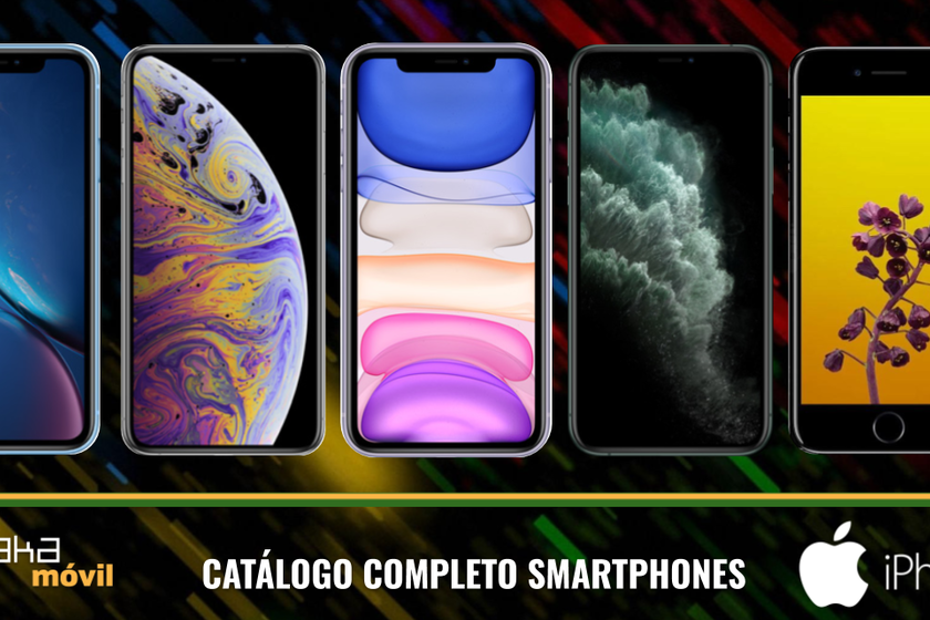 This is the complete catalog of iPhones for sale in 2019 and their differences