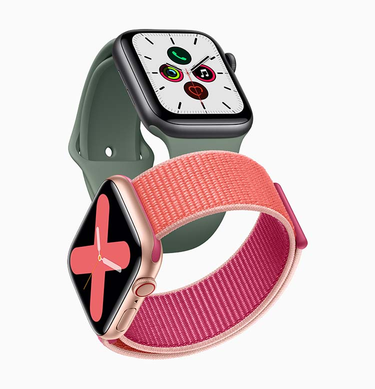 Apple Watch Series 5: never again off 5