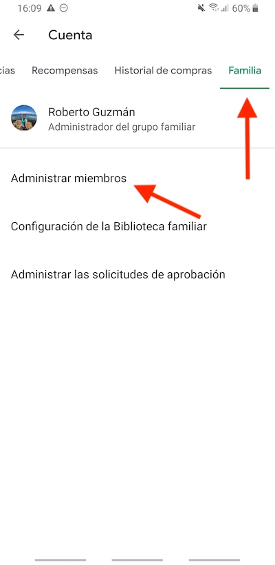 How to create a family group on Google? 2