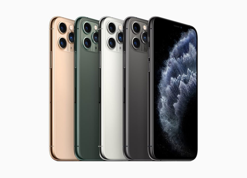 Versions and prices of the iPhone 11 Pro and iPhone 11 Pro Max