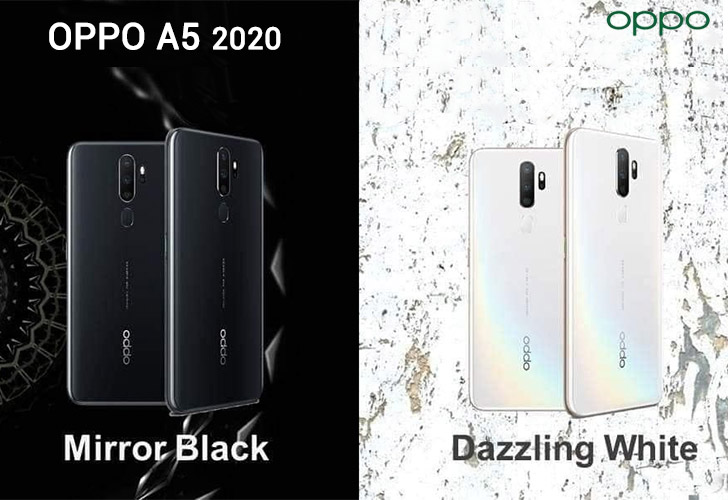 - ▷ OPPO A5 2020 arrives with SD665 and huge 5000 mAh battery »- 4