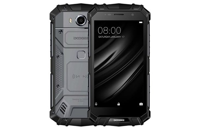 DOOGEE S60 Lite front and rear