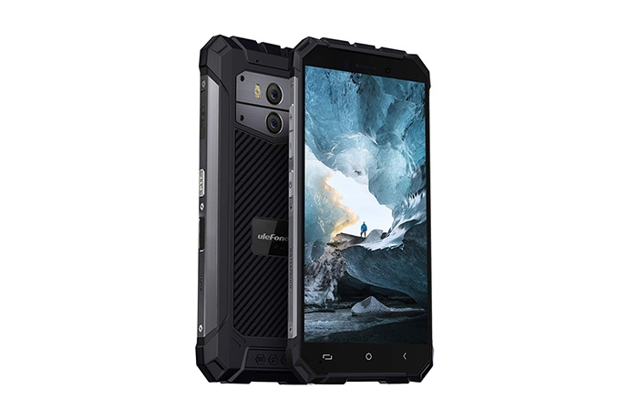 Front and rear Ulefone Armor X2