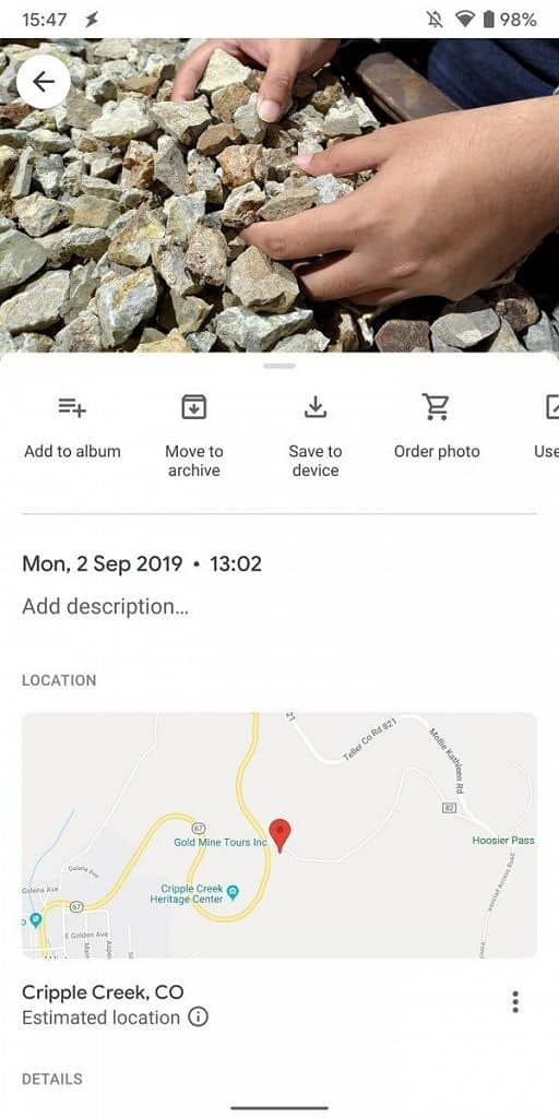 New Google Photos arrives with a change in photos! 2