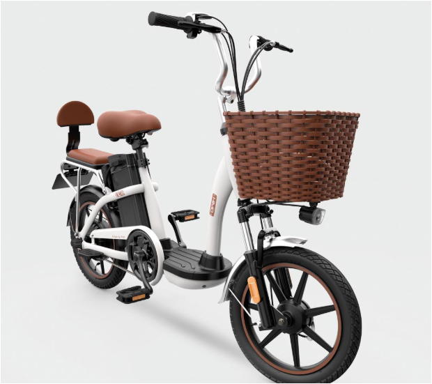 Xiaomi launches Himo C16 electric moped bike as part of crowdfunding 3