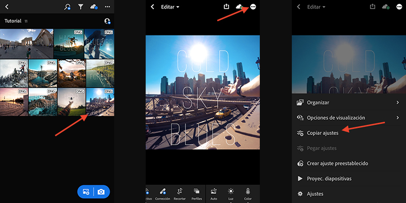 How to edit photos in the GoPro style? 5