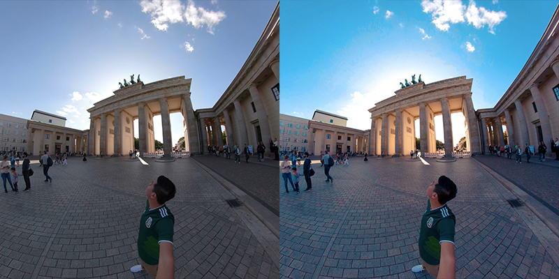 How to edit photos in the GoPro style? 9