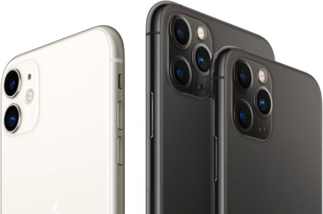 Dual system hits iPhone XR, while more powerful models win third camera