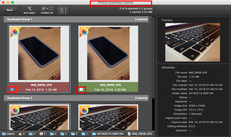 With an external program. Steps to erase all duplicate photos from your computer