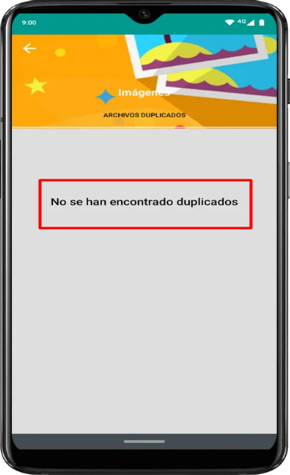 With an external app. Steps to delete repeated images on your Android or iOS mobile