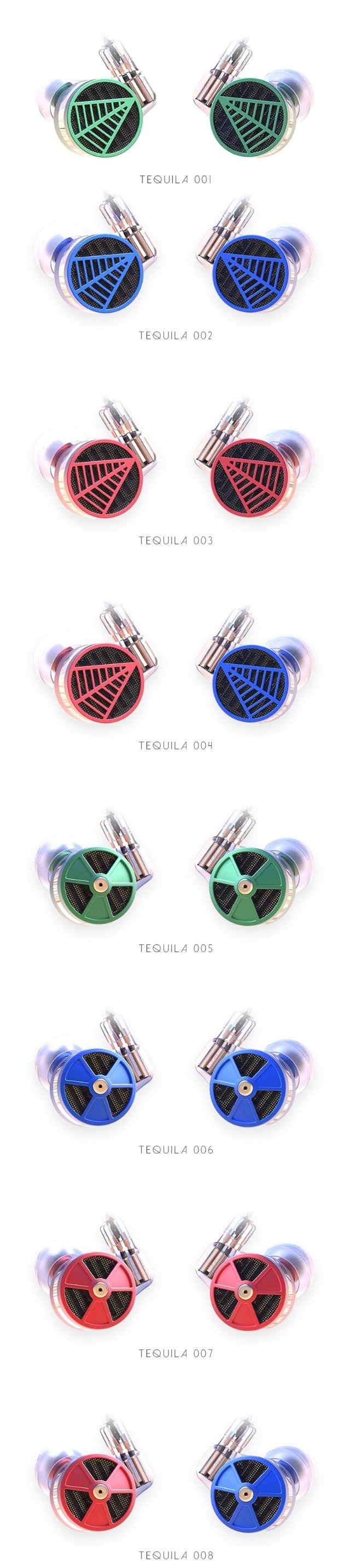 TFZ Tequila 1: bright design headphones with high-quality sound 38