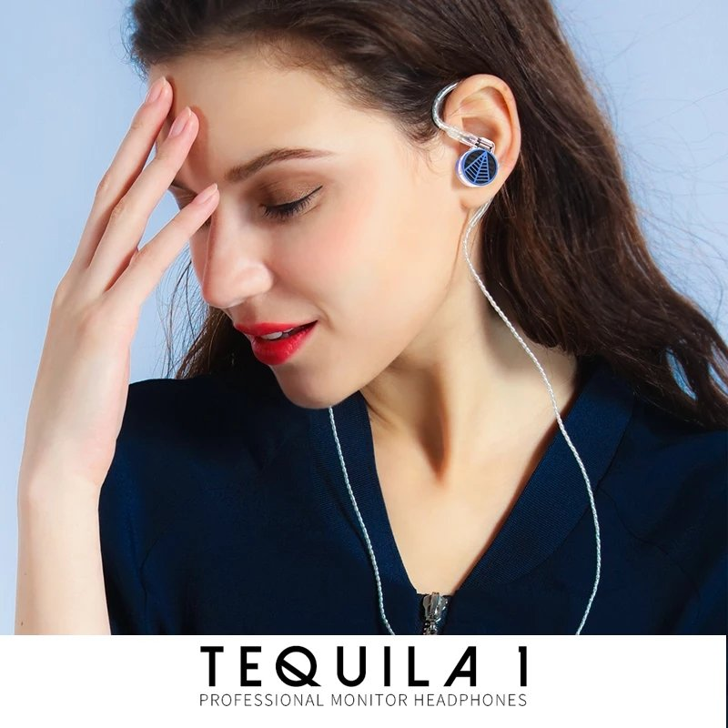 TFZ Tequila 1: bright design headphones with high-quality sound 43