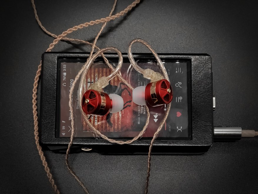 TFZ Tequila 1: bright design headphones with high-quality sound 45
