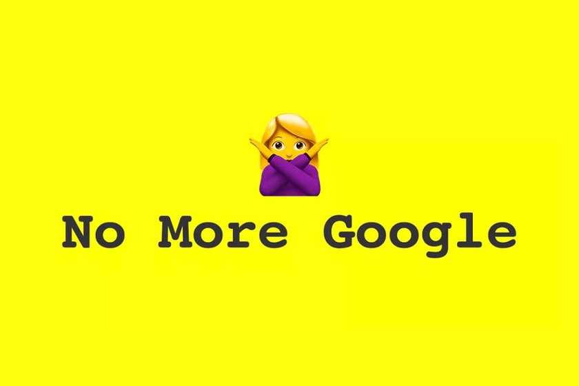 'No More Google': alternatives for those who don't want to use the company's services