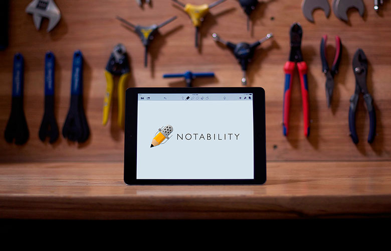 Notability is updated to iOS 8 and is now compatible with iPhone 6 and iPhone 6 Plus 3