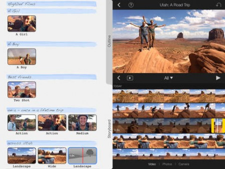 iMovie for iPhone and iPad is updated with support for iCloud photos 9