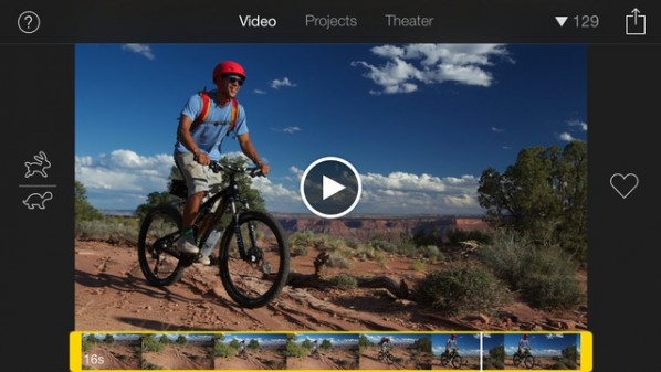 iMovie for iPhone and iPad is updated with support for iCloud photos 5