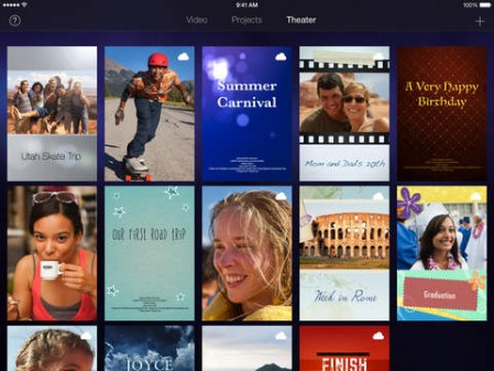 iMovie for iPhone and iPad is updated with support for iCloud photos 11