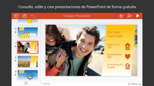 World, Excel and PowerPoint come to iPhone totally FREE 4