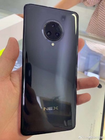 Vivo NEX 3: real images before launch (photo) 7