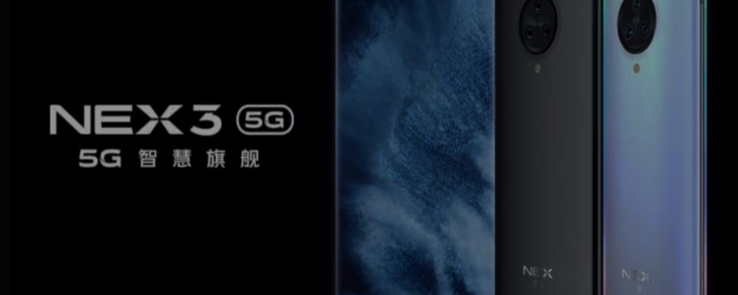 Vivo NEX 3: real images before launch (photo)