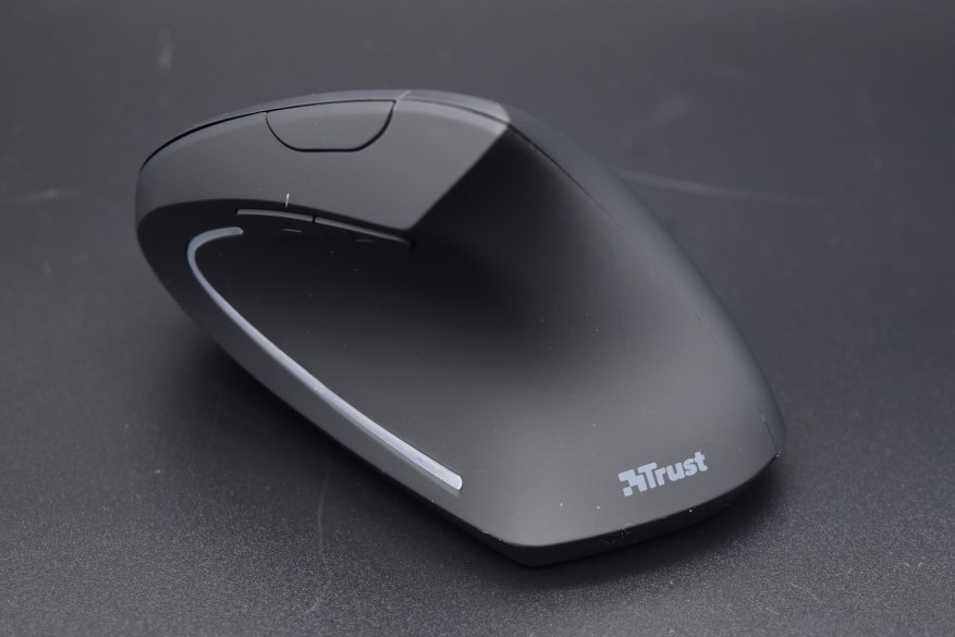 Trust Verto Ergonomic: an unusual ergonomic mouse 9