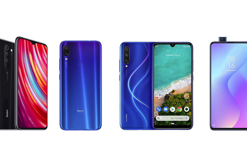 This is the mid-range of Xiaomi with the arrival of the Xiaomi Mi 9 Lite