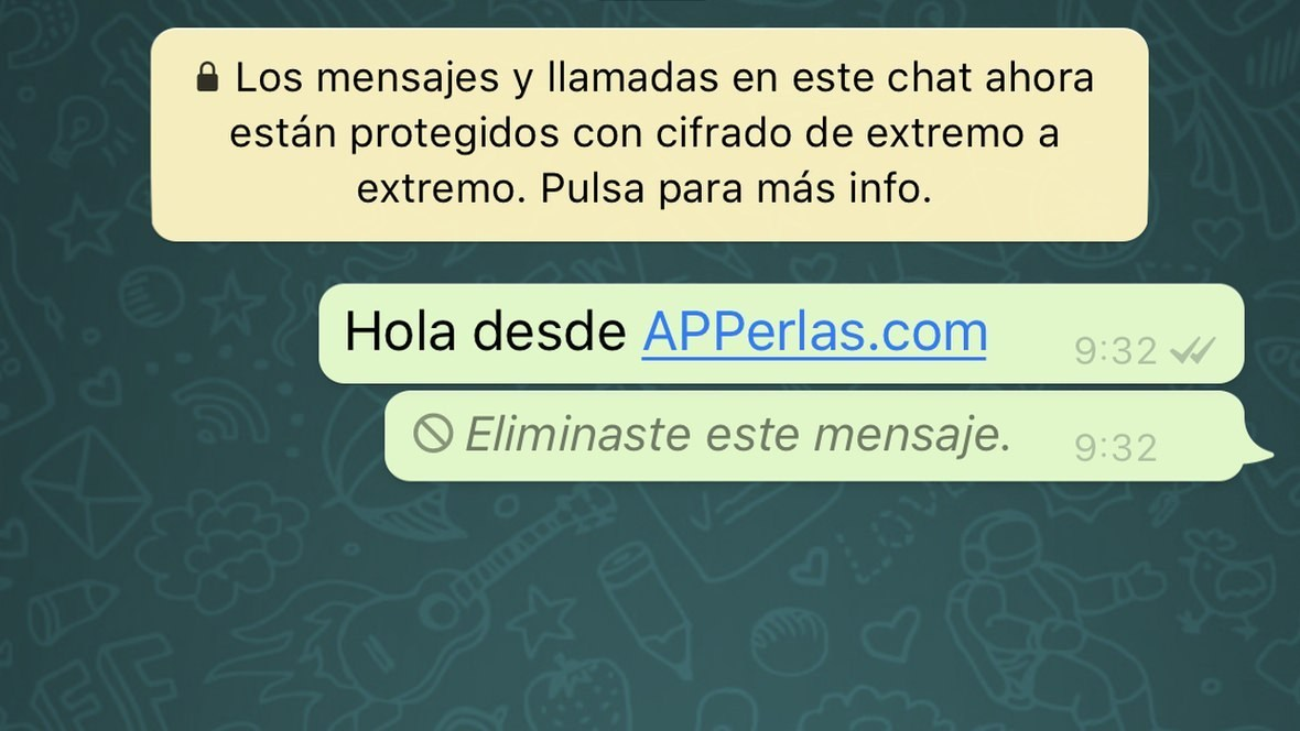 A privacy error in WhatsApp affects iPhone 2
