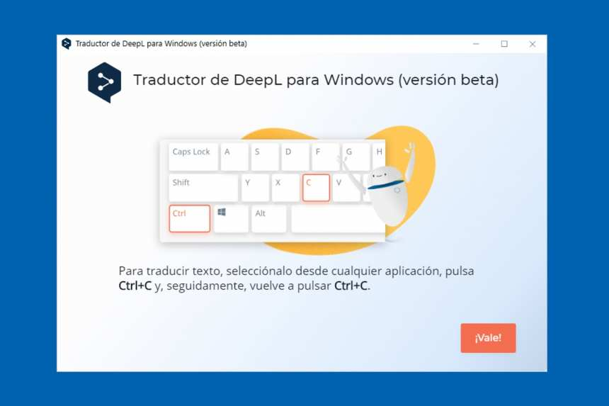 DeepL, the intelligent translator with version for Windows and Mac 4