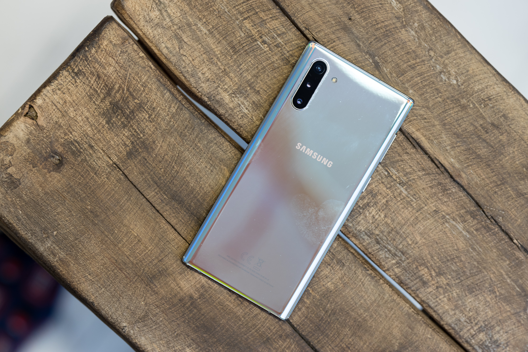 Is smaller Note it's worse Note? Samsung Galaxy Note  10 - review 1
